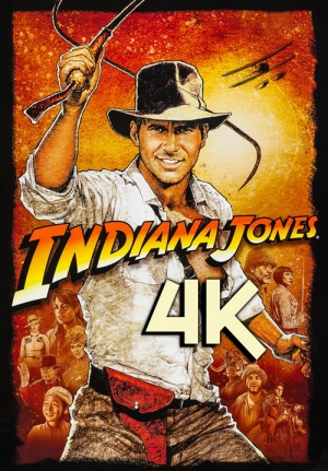Indiana Jones Collection (4K Ultra HD)