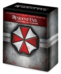 The Resident Evil Collection (4K Ultra HD)
