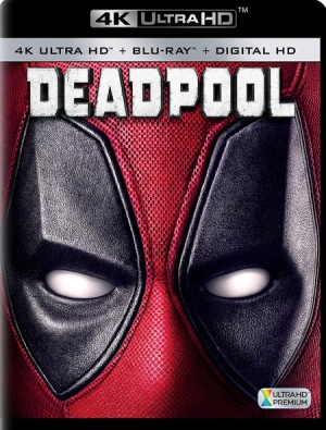 Fox's Deadpool 4K UHD Blu-ray