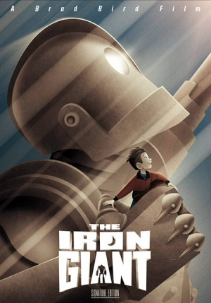 Warner's The Iron Giant: Signature Edition