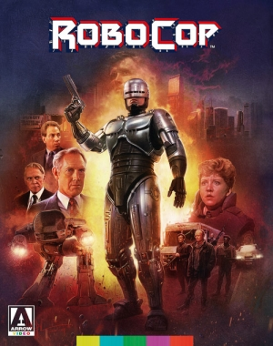 RoboCop: Limited Edition (Blu-ray Disc)