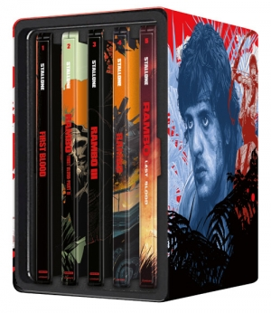 Rambo: Steelbook Collection (4K Ultra HD)