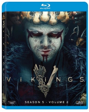 Vikings: Season 5 Volume 2 (Blu-ray Disc)