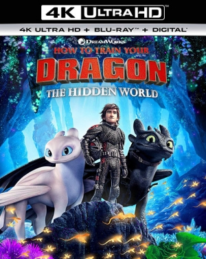 How to Train Your Dragon: The Hidden World (4K Ultra HD)