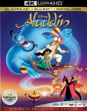Aladdin (1992) on 4K Ultra HD