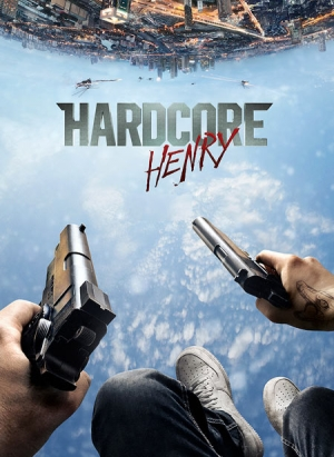 Hardcore Henry is coming to Blu-ray