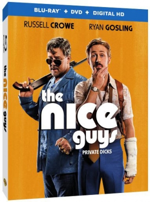 The Nice Guys Blu-ray Disc