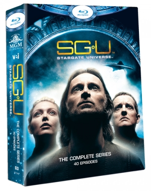 Stargate Universe: The Complete Series (Blu-ray Disc)