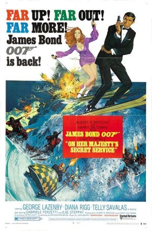 On Her Majesty's Secret Service: 45th Anniversary