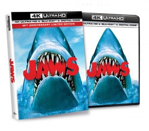 Jaws: 45th Anniversary Edition (4K Ultra HD)