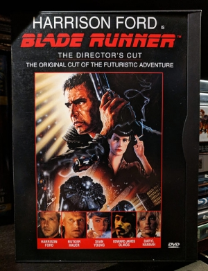 Blade Runner: The Director's Cut (DVD)