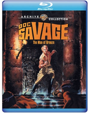 Doc Savage (Blu-ray Disc)