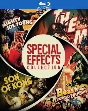 Warner's Special Effects Collection Blu-ray box set