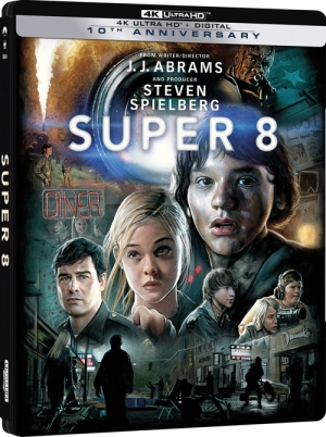 Super 8 (Steelbook 4K Ultra HD)