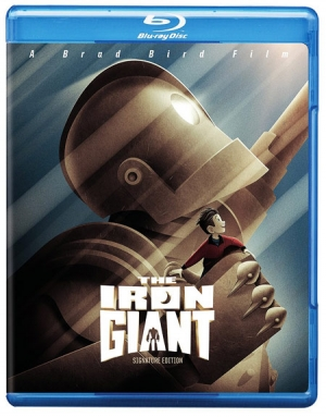 The Iron Giant: Signature Edition Blu-ray is terrific!