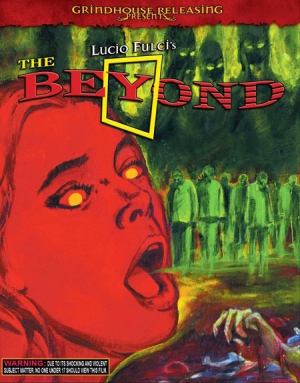 Grindhouse Releasing's The Beyond on Blu-ray