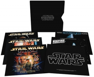 The Ultimate Star Wars Soundtrack Collection