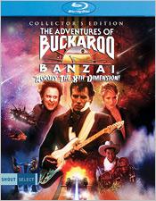Adventures of Buckaroo Banzai Across the 8th Dimension, The: Collector's Edition