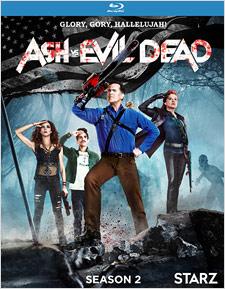 Ash vs Evil Dead: Season Two (Blu-ray Review)