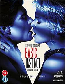 Basic Instinct (UK Import) (4K UHD Review)