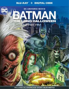 Batman: The Long Halloween – Part Two (Blu-ray Review)