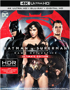 Batman v Superman: Dawn of Justice – Ultimate Edition (4K UHD Review)