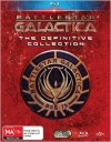 Battlestar Galactica: The Definitive Collection (with Caprica) (Australian Import) (Blu-ray Review)