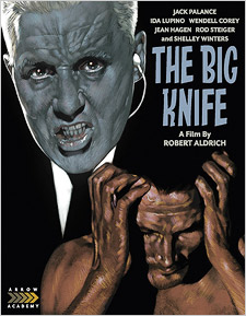 Big Knife, The: Special Edition (Blu-ray Review)