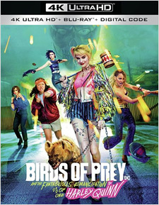 Birds of Prey: And the Fantabulous Emancipation of One Harley Quinn (4K UHD Review)