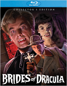 Brides of Dracula, The: Collector's Edition (Blu-ray Review)