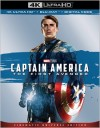 Captain America: The First Avenger (4K UHD Review)