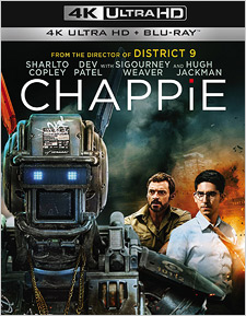 Chappie (4K UHD Review)