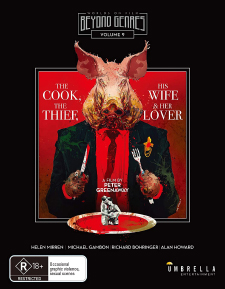 Cook, the Thief, His Wife & Her Lover, The (Blu-ray Review)