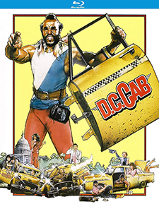 D.C. Cab (Blu-ray Review)