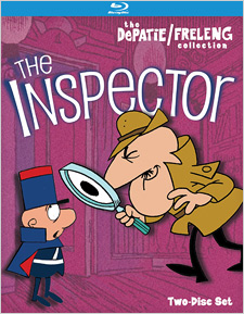 Inspector, The: The DePatie-Freleng Collection (Blu-ray Review)