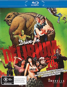 Drive-In Delirium: '60s and '70s Savagery (Blu-ray Review)