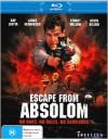 No Escape (aka Escape from Absolom) (Blu-ray Review)