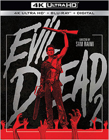 Evil Dead II (4K UHD Review)