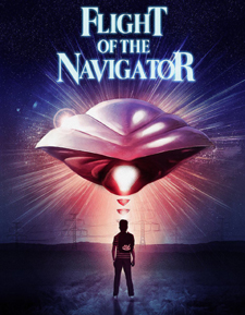 Flight of the Navigator: Limited Edition (Blu-ray Review)