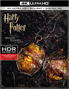 Harry Potter and the Deathly Hallows – Part 1 (4K UHD Review)