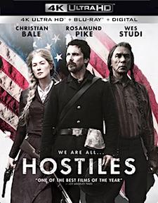 Hostiles (4K UHD Review)