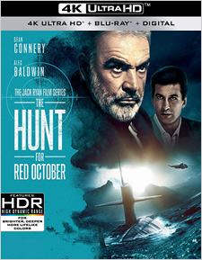 Hunt for Red October, The (4K UHD Review)