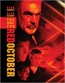 Hunt for Red October, The: 30th Anniversary Steelbook (4K UHD Review)