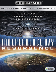 Independence Day: Resurgence (4K UHD Review)