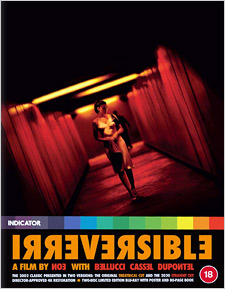 Irreversible: Limited Edition (Region B – Blu-ray Review)
