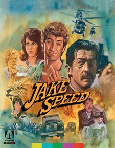 Jake Speed (Blu-ray Review)