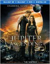 Jupiter Ascending 3D (Blu-ray 3D Review)