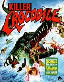 Killer Crocodile 1 & 2: Limited Edition (Blu-ray Review)