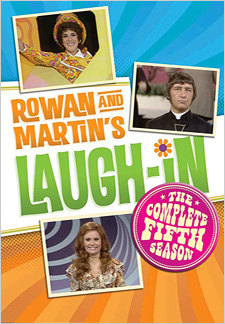 Laugh-In: The Complete Fifth Season, Rowan and Martin's (DVD Review)