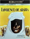 Lawrence of Arabia: Columbia Classics – Volume 1 (4K UHD Review)